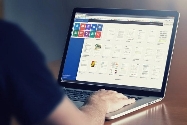 how to use microsoft office for free on web