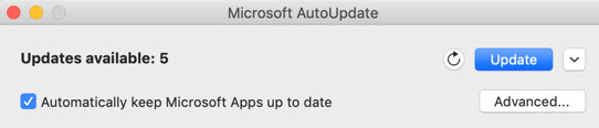 How to updates with Office insider program